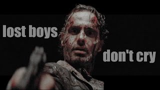 The Walking Dead || lost boys don