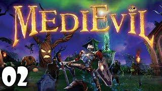 Zwiedzanie katakumb #2 MediEvil PS4 | PL | Gameplay | Zagrajmy w