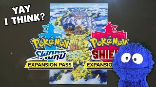 Pokemon Is Getting Paid DLC and I Am Heavily Conflicted