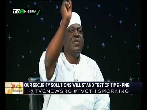 This Morning Feb 14th 2018 | Our security solutions will stand test of time - PMB