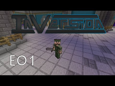S1E01 - th3pooka Realty - Inversion Server - Minecraft Let's