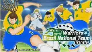 Samba!!!!! Captain Tsubasa Dream Team (ITA) - STEP UP BRAZIL
