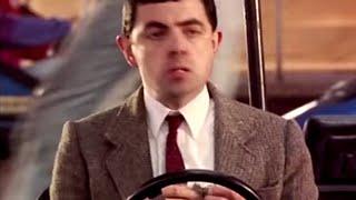 Bumper Car Fun   Mr. Bean Official