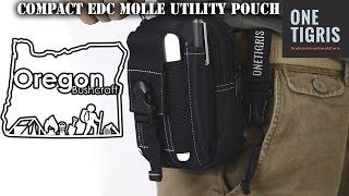 OneTigris Compact EDC MOLLE Gadget Utility Pouch