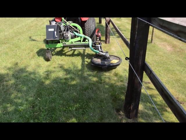 TYM трактор газонокосилка