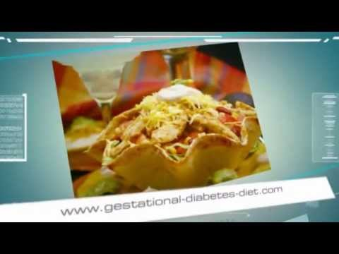 Quick Taco Salad Recipe - gestational diabetes recipe