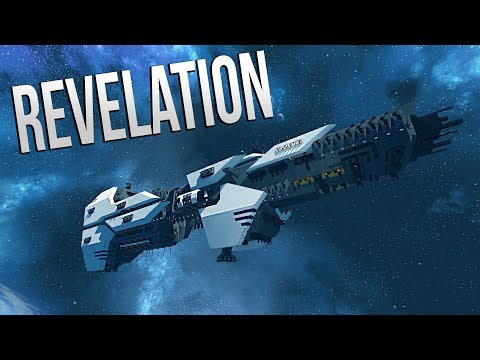 Space Engineers - REVELATION - Assault Carrier