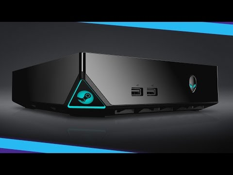 Alienware Steam Machine - Produkt-Interview
