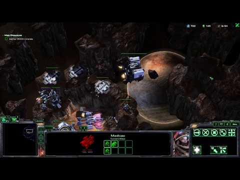 StarCraft 2: Scattered (The Swarm) 02 - The Asteroid Field