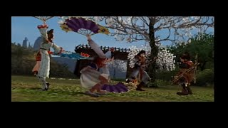 Dynasty Warriors 5:XL - The Two Qiaos | Hard