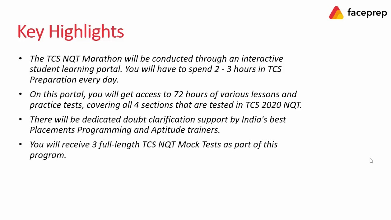 How to Crack TCS NQT - Most Expected TCS NQT Aptitude Questions