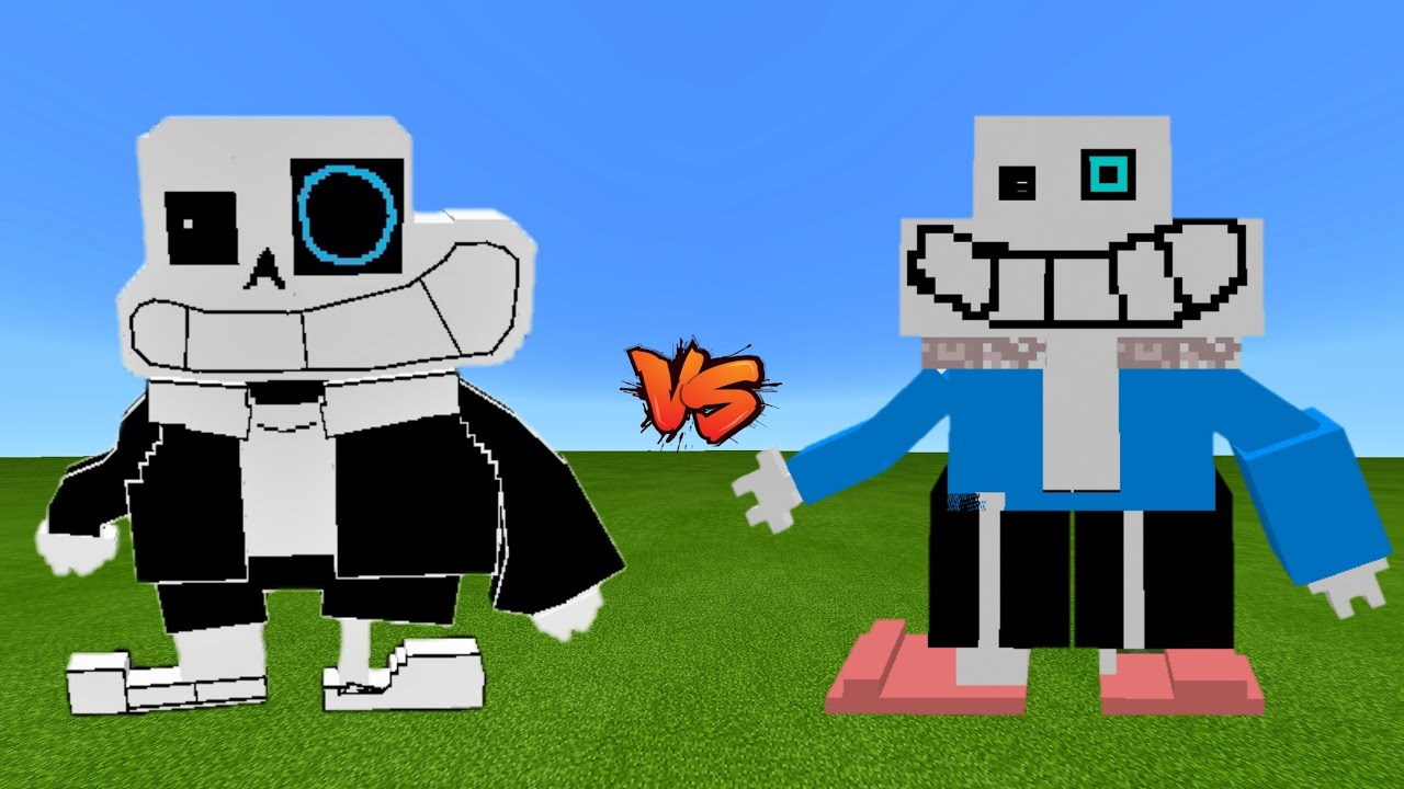 SANESS vs. SANESS | U Wanna Have DOUBLE BAD TOM? | Underpants in Minecraft