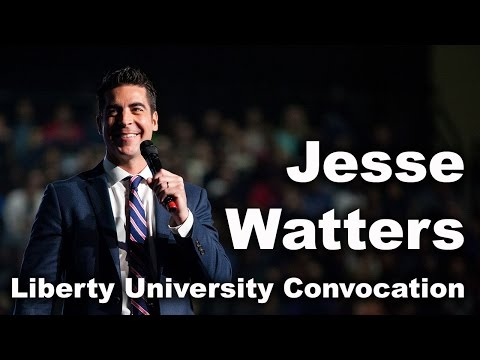 Jesse Watters - Liberty University Convocation