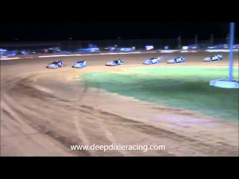 Southern Thunder Late Model Feature 9/20/14