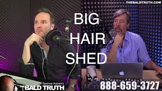 The Bald Truth-Friday June 29th, 2018-Hair transplant consultations, Propecia, PRP Hair, FUE