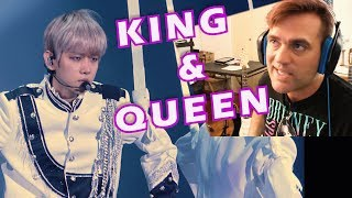 Ellis Reacts #453 // Guitarist Reacts to EXO-CBX - KING AND QUEEN LIVE IN JAPAN // Reacting to KPOP