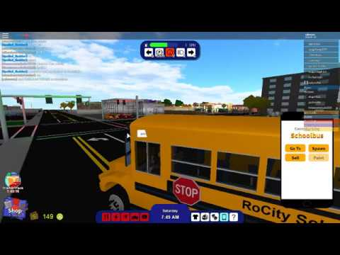how to get a bus in RoCitizens
