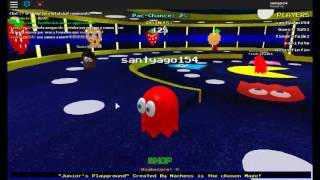 being pacman's ghost in Roblox OMG!!!!!!!!!!!!!!!!!!!!!!!!!!!!