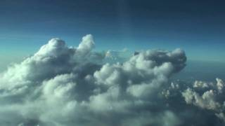 Cloud Surfing in Boeing 747-200