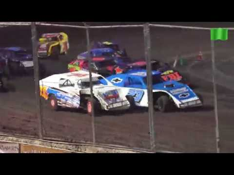 Dirt Modified MAIN 8-11-18 Petaluma Speedway