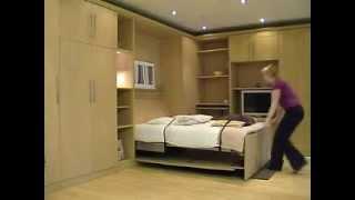 Hideaway Murphy Wall Bed