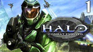 [Twitch Livestream] Halo: Combat Evolved (Heroic | Part 1)