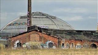Lost Places Lokschuppen Leipzig
