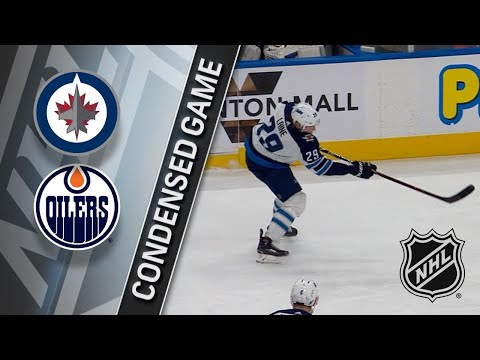 12/31/17 Condensed Game: Jets @ Oilers