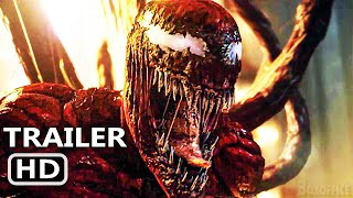 VENOM 2: LET THERE BE CARNAGE Trailer 2 (2021)