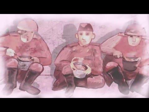 Ложка для солдата мультфильм