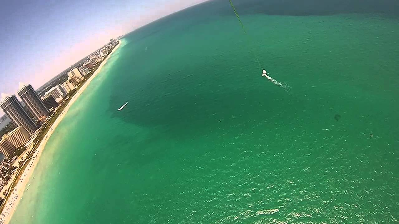 Parasailing In Miami Beach 2017