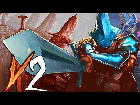 Dark Souls 3: New & Improved Farron Greatsword PvP - BIG BUFF!