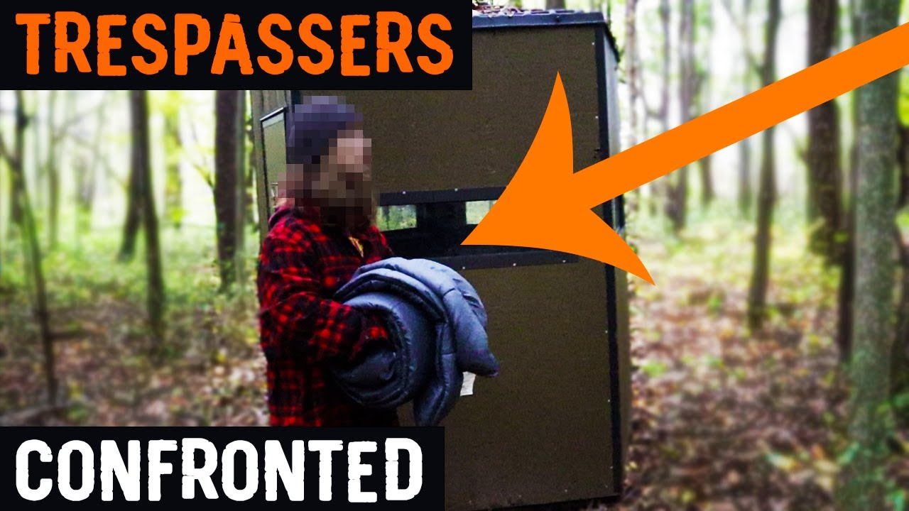 Download Trespassers Confronted - She FEARS FOR HER LIFE!