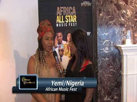 African All Stars Music Fest 2018