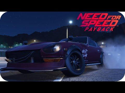 EL NUEVO REY DEL DRIFT!!! NEED FOR SPEED PAYBACK #12