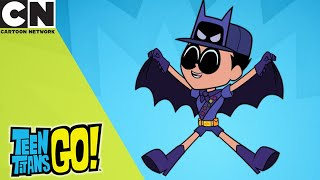 Teen Titans Go! | Bat Titans | Cartoon Network UK
