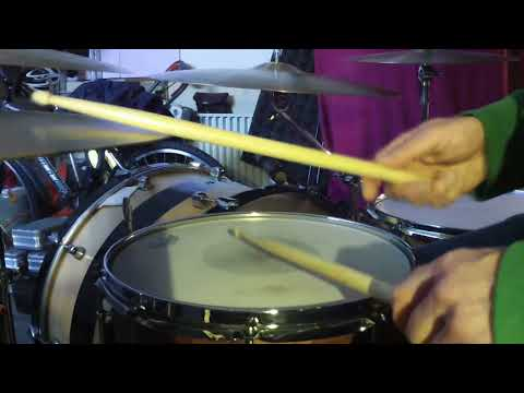 Average White Band Pick up the pieces Drum Play Along