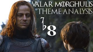 Game of Thrones MUSIC Analysis! Valar Morghulis Theme (no spoilers)
