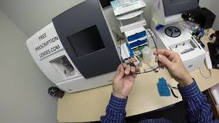 Instructions on how to adjust metal eyeglasses yourself from www.freeprescriptionlenses.com
