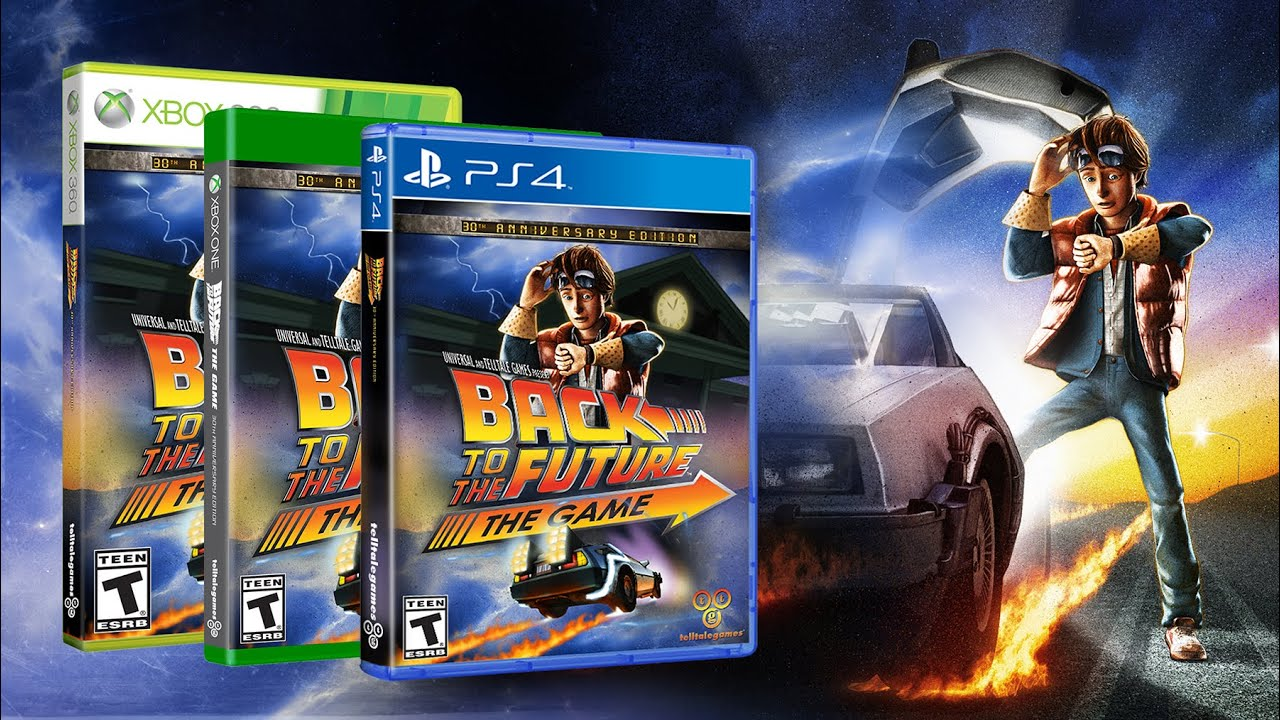 Back to the Future games - Futurepedia - The Back to the ...