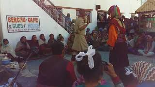 This is the Comedy show of  spiti lossar ...himachal pardesh