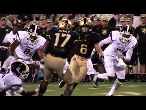 2016 Army West Point Football Entrance Video