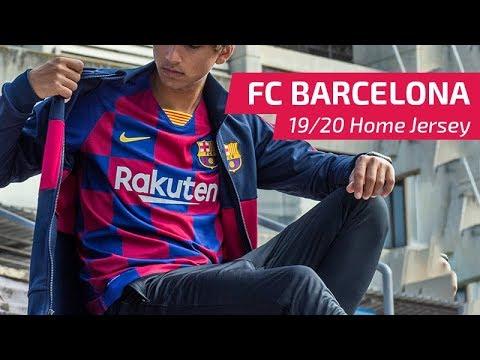 finest selection dc8a4 4c4ba FC Barcelona Soccer Jerseys | SOCCER.COM