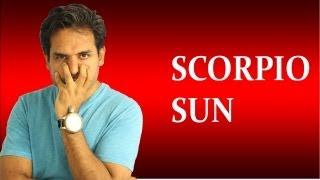 Sun in Scorpio in Astrology (Scorpio horoscope secrets revealed)