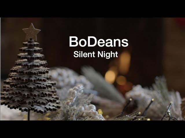 BoDeans Silent Night