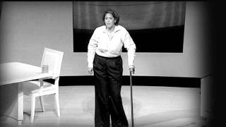 Anna Deavere Smith in Let Me Down Easy at Berkeley Rep