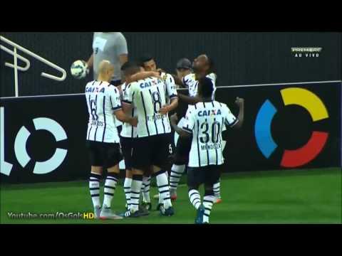 Corinthians 2 x 1 Internacional - 1306 - Brasileirão  - Narração Nilson Cesar