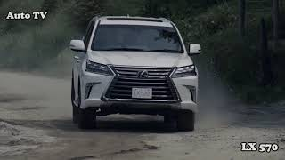 2018 Ford Expedition VS 2018 Lexus LX570 - Top Full Size SUV Car Comparison 2018