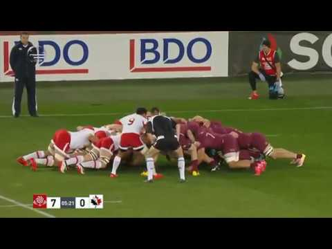 Georgia vs Canada - Rugby - Nov 11, 2017