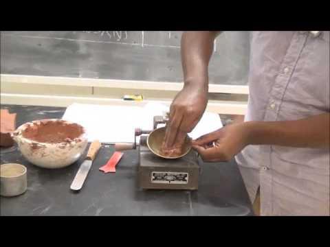 Lab #2B Plasticity and Atterberg Limits